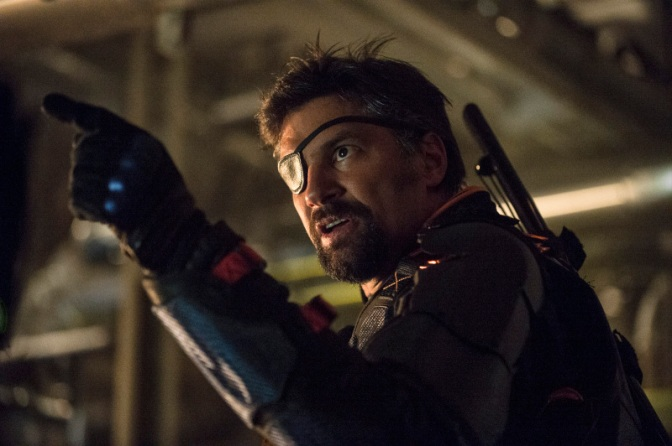 Season 5 finale title revealed and Manu Bennett returning!