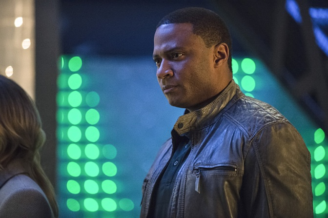 Diggle to get a code name in season 4