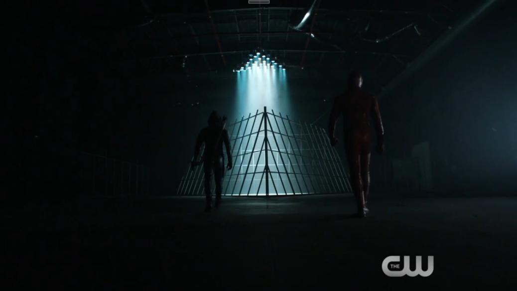 Superhero Fight Club Promo Screencap
