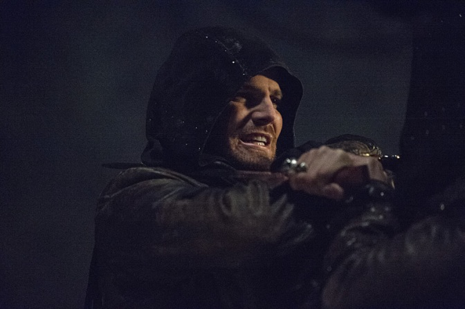 My Name is Oliver Queen Review – My name is disgruntled viewer