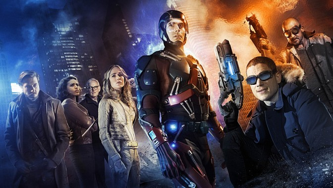 Legends of Tomorrow First Promo