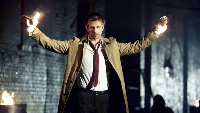 Constantine coming to Arrow in 4×05 + title revealed