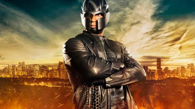 Diggle to get a helmet upgrade from Team Flash