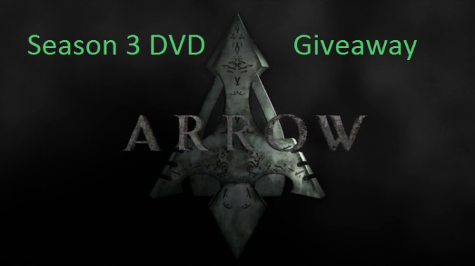 COMPETITION: Win a copy of the season 3 DVD! *ENDED*