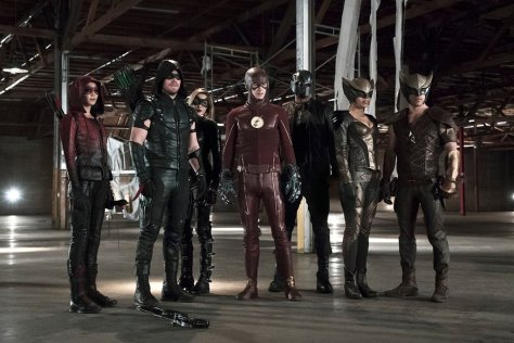 2015 flash arrow crossover first photo