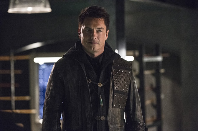 John Barrowman now a series regular across all Arrowverse shows