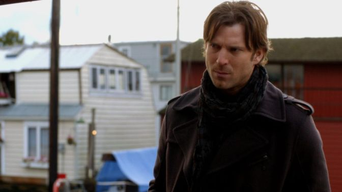Wil Traval to Guest as Human Target